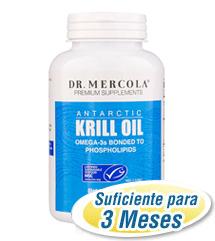 Aceite de krill Marcola