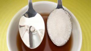 Edulcorantes artificiales y azucar