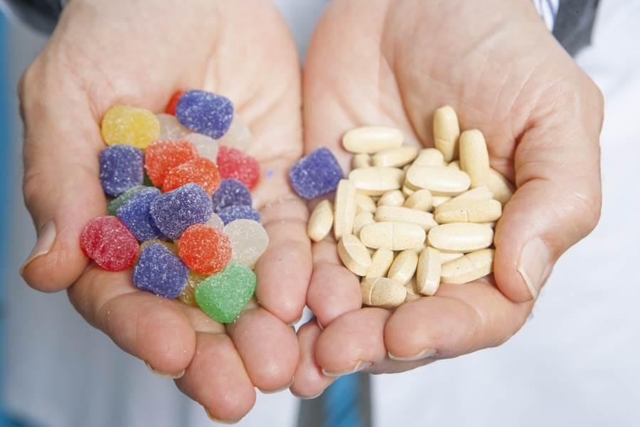 Evitar los dulces y golosinas en las dietas